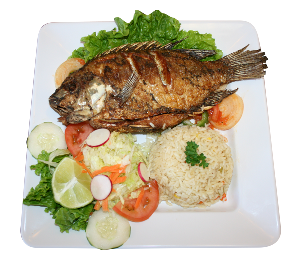 Mojarra Frita - Click Image to Close